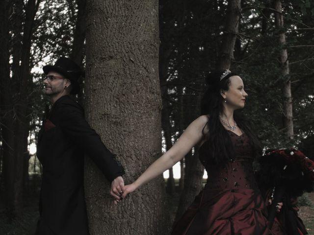 Emily & Richard's wedding