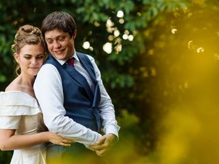 Georgia & Rich's wedding