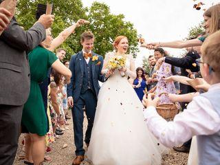 Heather & Sam's wedding