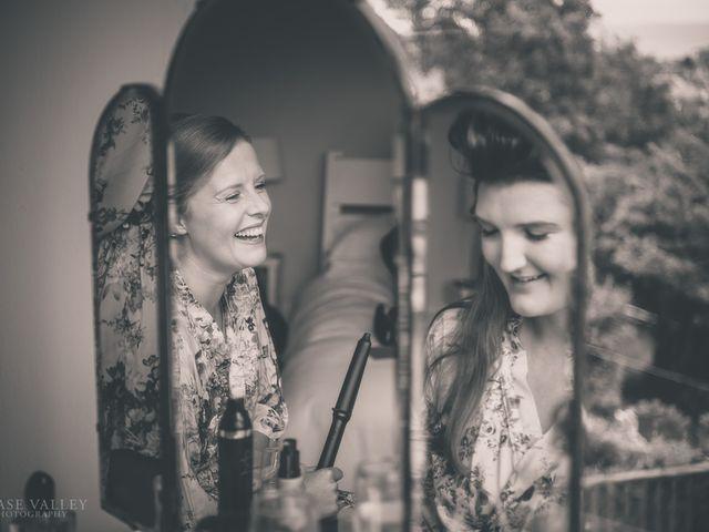 Kim and Karl's Wedding in Ilfracombe, Devon 6