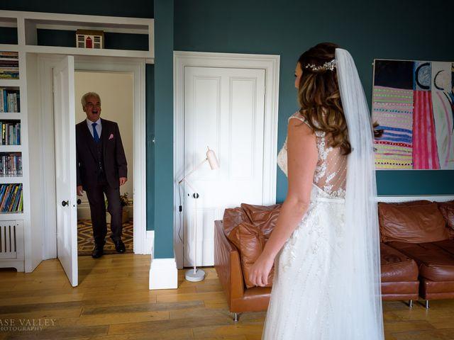 Kim and Karl's Wedding in Ilfracombe, Devon 11
