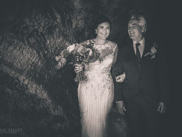Kim and Karl's Wedding in Ilfracombe, Devon 15