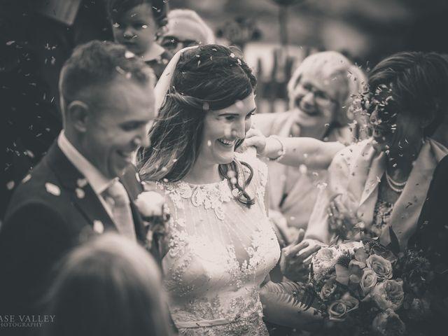 Kim and Karl's Wedding in Ilfracombe, Devon 20