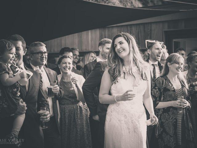Kim and Karl's Wedding in Ilfracombe, Devon 22