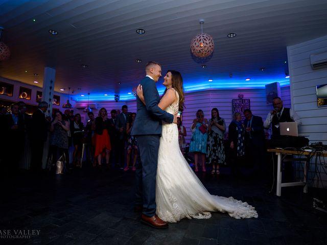 Kim and Karl's Wedding in Ilfracombe, Devon 2