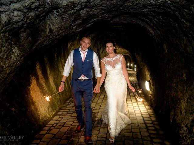 Kim and Karl's Wedding in Ilfracombe, Devon 44