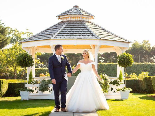 Laura & Graham's wedding