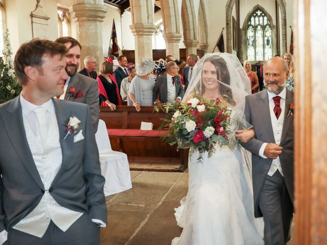 Steven and Rachel's Wedding in Harrogate, North Yorkshire 23