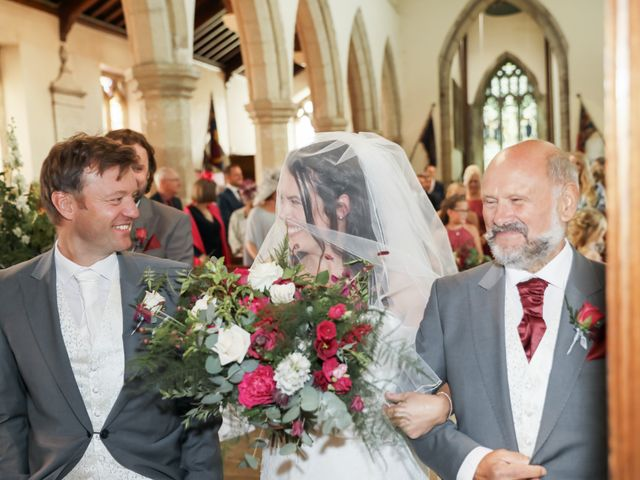 Steven and Rachel's Wedding in Harrogate, North Yorkshire 24