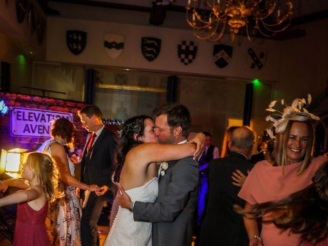 Steven and Rachel's Wedding in Harrogate, North Yorkshire 100