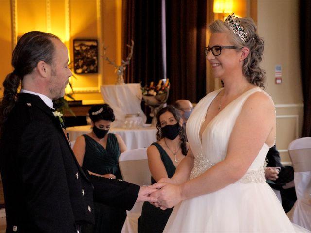 Caroline & Kenny's wedding