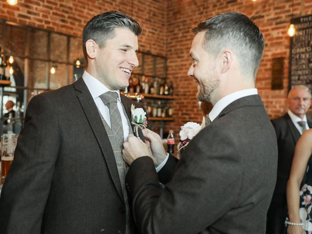 Jonathan and Sarah's Wedding in Richmond, Surrey 10