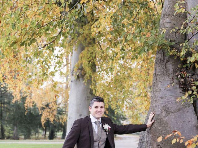 Jonathan and Sarah's Wedding in Richmond, Surrey 17