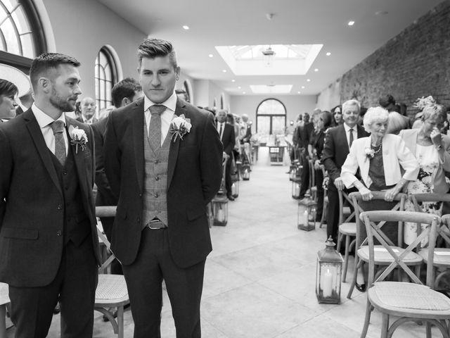 Jonathan and Sarah's Wedding in Richmond, Surrey 33