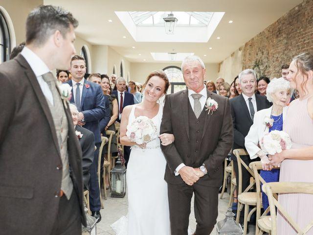 Jonathan and Sarah's Wedding in Richmond, Surrey 34