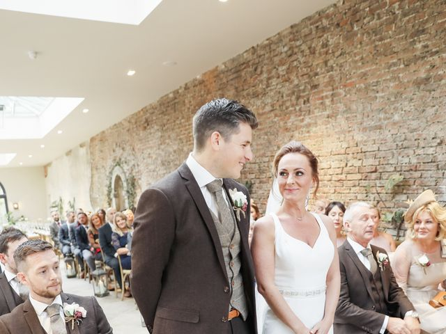 Jonathan and Sarah's Wedding in Richmond, Surrey 35
