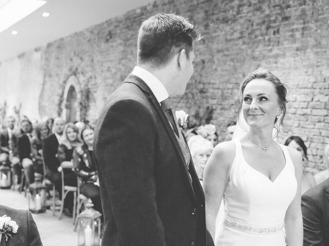 Jonathan and Sarah's Wedding in Richmond, Surrey 36