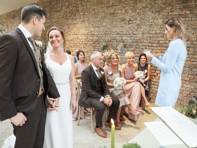 Jonathan and Sarah's Wedding in Richmond, Surrey 37