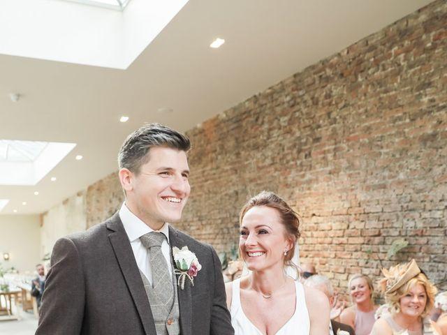 Jonathan and Sarah's Wedding in Richmond, Surrey 40
