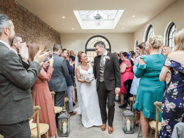 Jonathan and Sarah's Wedding in Richmond, Surrey 42