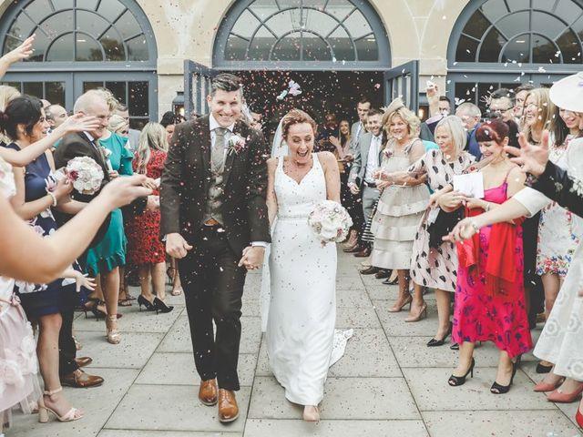 Jonathan and Sarah's Wedding in Richmond, Surrey 43