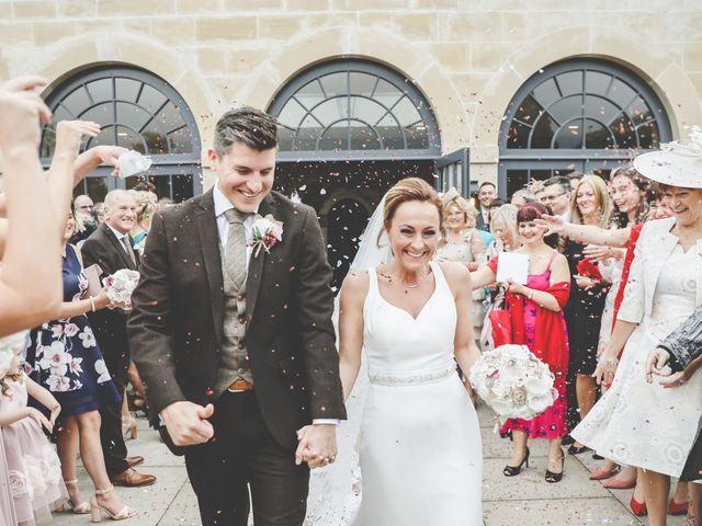 Jonathan and Sarah's Wedding in Richmond, Surrey 44