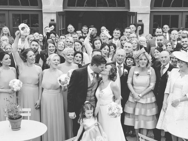Jonathan and Sarah's Wedding in Richmond, Surrey 45