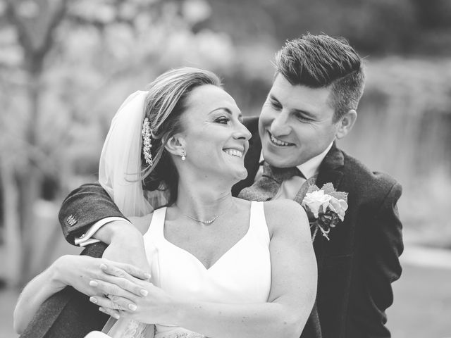 Jonathan and Sarah's Wedding in Richmond, Surrey 54
