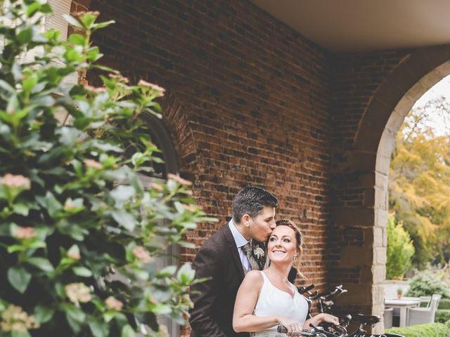 Jonathan and Sarah's Wedding in Richmond, Surrey 61