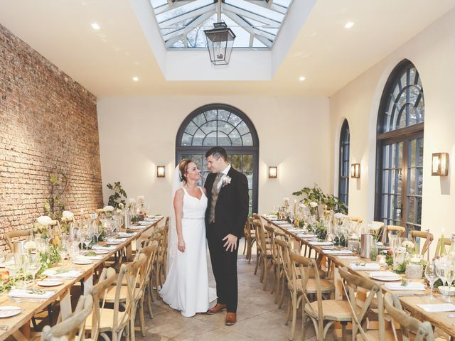 Jonathan and Sarah's Wedding in Richmond, Surrey 2