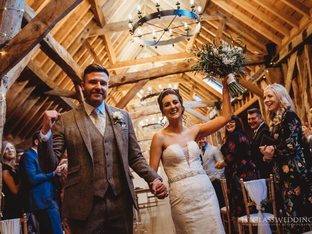 Chloe & Dan's wedding