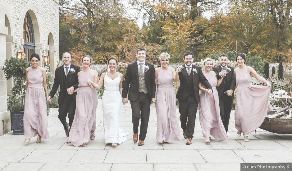 Jonathan and Sarah's Wedding in Richmond, Surrey