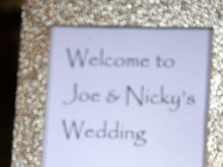 Nicki & Joe's wedding 2