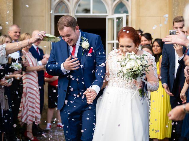 Kerri & James's wedding