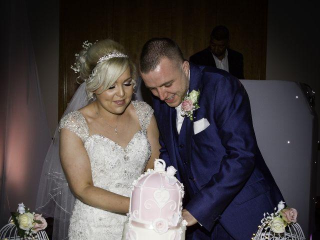 Laura & Sam's wedding