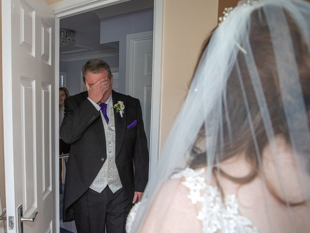 Paul and Jess's Wedding in Otterburn, Northumberland 18