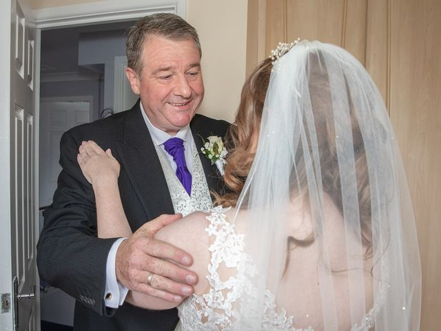 Paul and Jess's Wedding in Otterburn, Northumberland 19