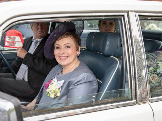 Paul and Jess's Wedding in Otterburn, Northumberland 20