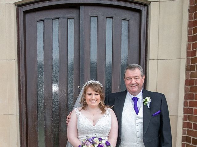Paul and Jess's Wedding in Otterburn, Northumberland 31