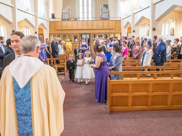 Paul and Jess's Wedding in Otterburn, Northumberland 35