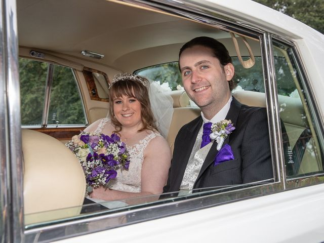 Paul and Jess's Wedding in Otterburn, Northumberland 71