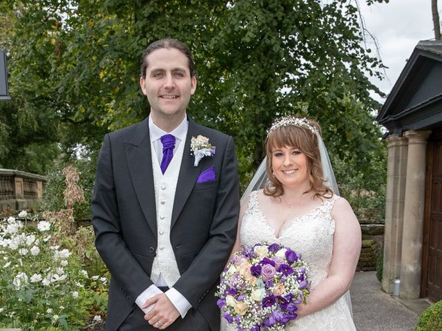 Paul and Jess's Wedding in Otterburn, Northumberland 72