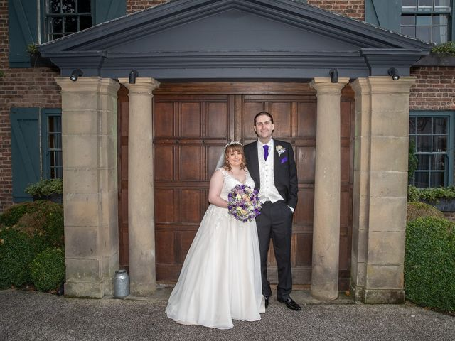 Paul and Jess's Wedding in Otterburn, Northumberland 73