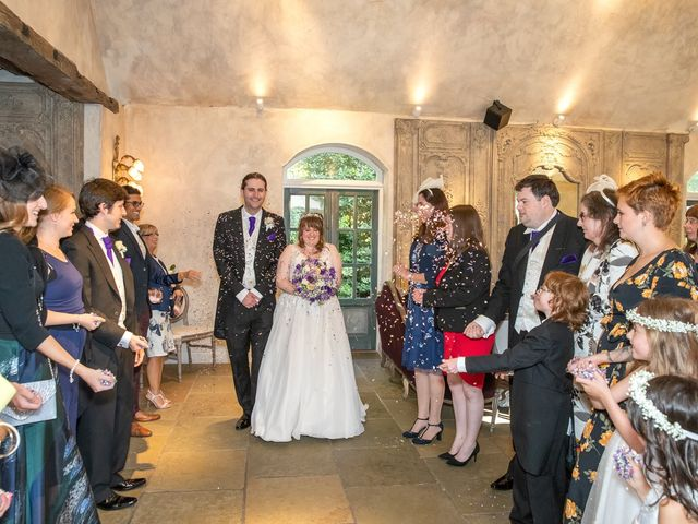 Paul and Jess's Wedding in Otterburn, Northumberland 137