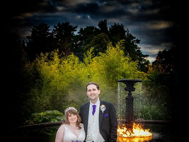 Paul and Jess's Wedding in Otterburn, Northumberland 149