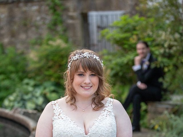Paul and Jess's Wedding in Otterburn, Northumberland 153