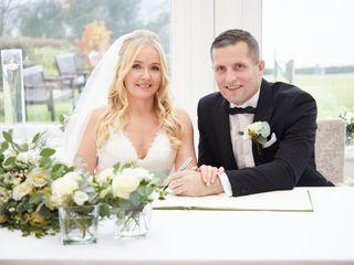 Louise & Alan's wedding