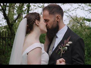 Becki & Fraser's wedding 1