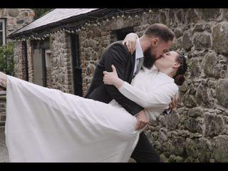 Becki & Fraser's wedding 2