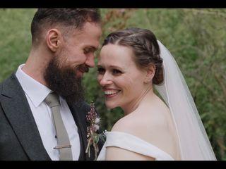Becki & Fraser's wedding